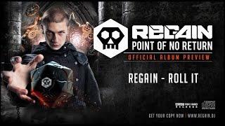 Regain - Roll It | Official Album Preview