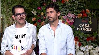 Manolo Caro y Paco León presentan 'La casa de las flores'