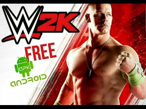 WWE 2K Mobile Android Free APK+OBB!!!  #Smartphone #Android