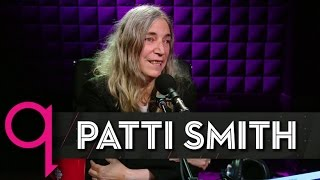 "Patti Smith says ""M Train"" is the roadmap to her life"