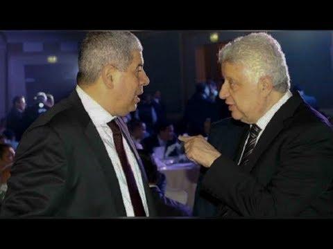 تفاصيل جلسة الصلح بين شوبير ومرتضى منصور برعاية وزير الرياضة