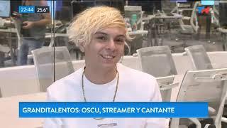 """OSCU EN TN (Entrevista a Oscu en """"TN en vivo"""")"""