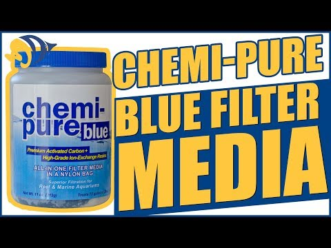 Chemi-Pure Blue Filter Media: What YOU Need to Know