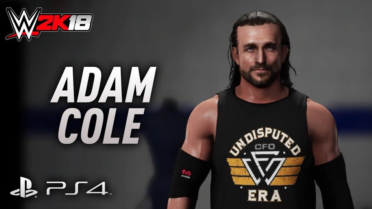 Adam Cole Wwe
