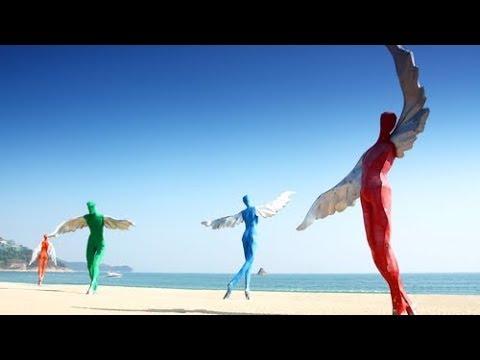 невероятный пляж в Шэньчжэне
