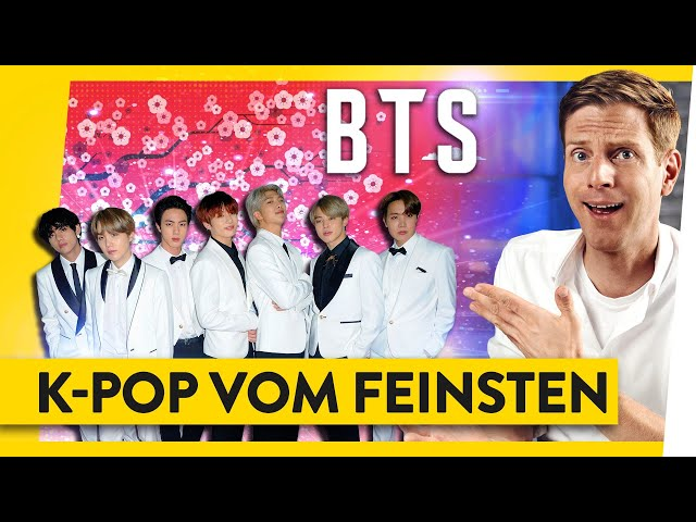 BTS: Darum ist K-Pop so erfolgreich | WALULIS