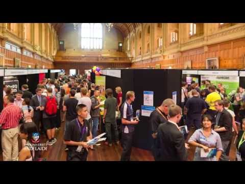 The Careers Expo - The University of Adelaide