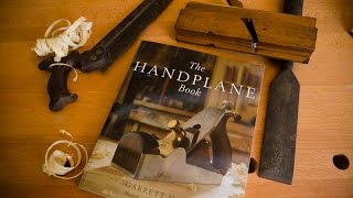 "Best Traditional Woodworking Books: ""the Handplane Book"""