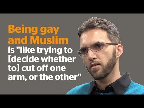 Gay And Muslim: Gay Imam Ludovic-Mohamed Zahed Explains What It's Like To Be Gay And Muslim