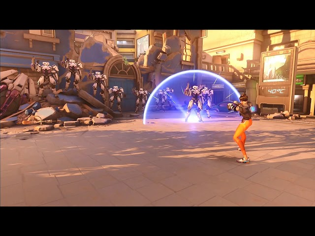 BlizzCon 2019 Overwatch 2 -  Tracer's Chain Reaction Talent