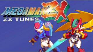 Mega Man ZX Tunes OST - T33: Cannon Ball - Hard Revenge - (Vs. Omega Zero)