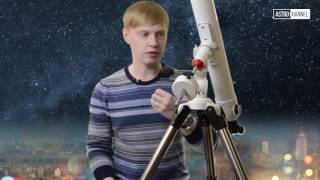 Огляд телескопа Veber PolarStar 700/70 EQ8 рефрактор