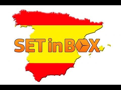 Presentación de la empresa SETinBOX traducción al español  Презентация SETinBOX испан  перевод