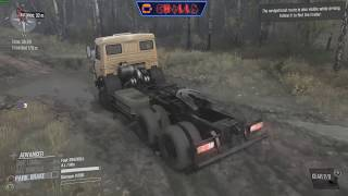 """Mudrunner: A Spintires Game Ep.2 """"Live Recap! Master of Disaster!"""" PC Gameplay"""
