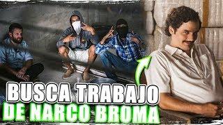 BUSCA TRABAJO DE NARCO