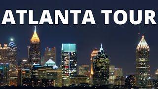 Atlanta Tour! Downtown, Midtown, Stone Mountain