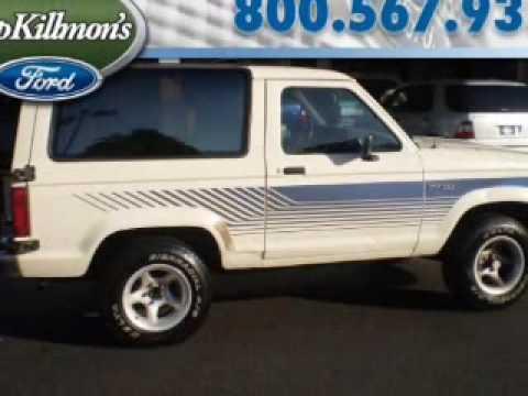 1990 Ford Bronco II in Vienna, VA