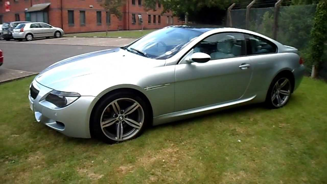 55 Plate Bmw M6 5 0 Smg