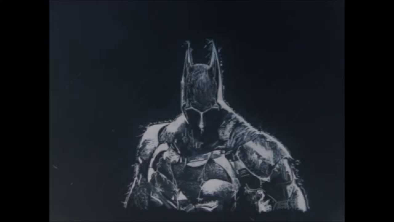 Dessin Batman Arkham Knight Youtube