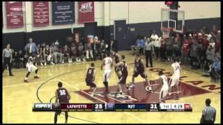 NJIT vs. LC Men's Basketball Highlights
