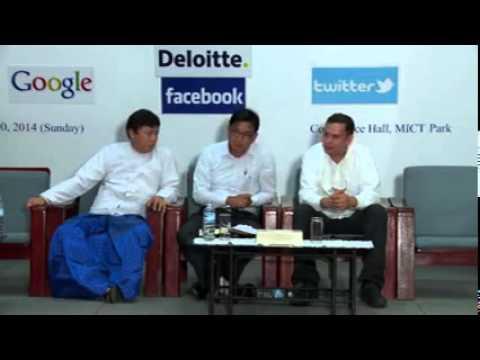3-2 Community Forum on Responsible Social Media in Myanmar