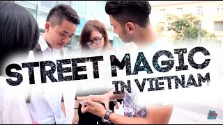 Free Magic Tricks: Cool Street Magic Performance: Learn Magic!