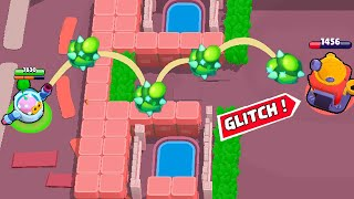 *NEW* SPROUT GLITCH in SIEGIE! | Brawl Stars Funny Moments, Glitches & Fails #155