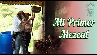 JAPONESA EN MÉXICO: HICE MI PRIMER MEZCAL ARTESANAL