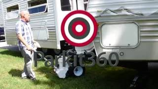 Parkit360 Electric Motorized Trailer Dolly -
