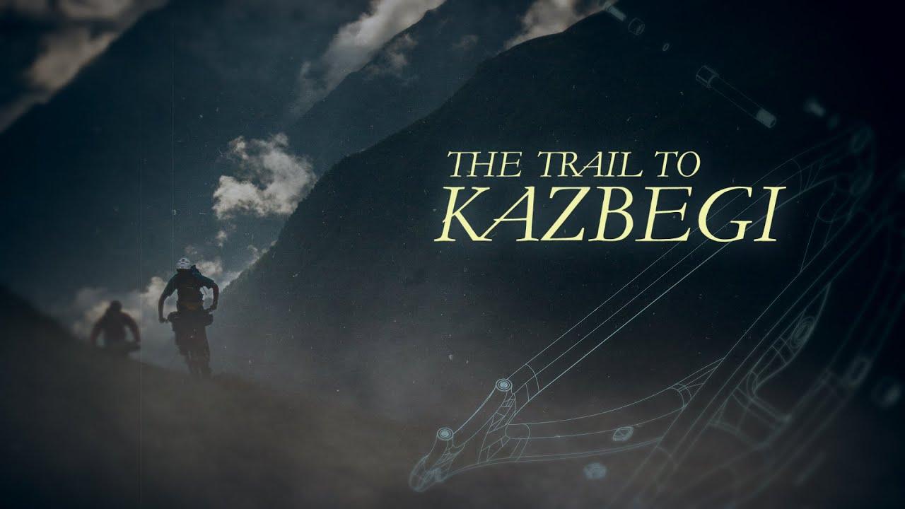 Sur la route de Kazbegi