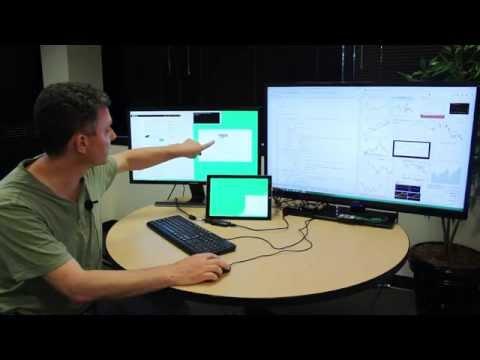 Plugable 4K Ultra HD USB 3.0 Graphics Adapter On Microsoft Surface Pro 3