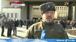 По Многим Регионам Украины Прошла Волна Беспорядков. 2014