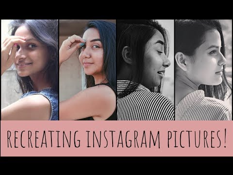 I Recreated My Followers' Instagram Pictures! | #RealTalkTuesday | MostlySane