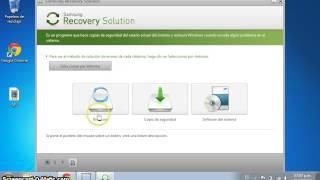restaurar pc o laptop a su estado de fabrica con samsung recovery solution ensrio funciona....