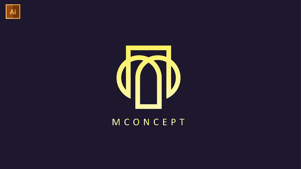 Professional M Letter Logo Design In Illustrators   Modern Logo Design   Graphic Hunters