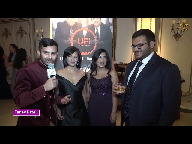 Kishore Varieth & Rohheet Baxi Present RRANG Launch Party - New Jersey