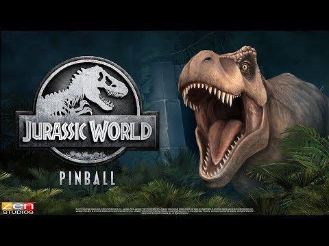 Jurassic World Pinball Celebrates 25 Years of Jurassic Park! – For Pinball FX3 From Zen Studios
