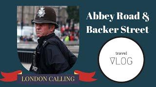 Лондон. VLOG - прогулка по городу. Парк, Abbey Road, Шерлок Холмс и другие