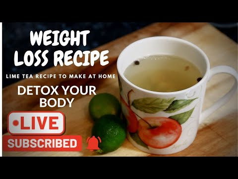 overnight-drink-lose-weight-fast-with-lime,-ginger-weight-loss-detox-tea-|-early-in-the-morning-!!