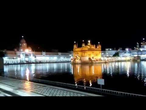 Amritsar Swarn Mandir   Balihari Me Satguru Charnan Ki