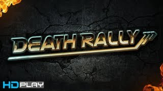Death Rally - Gameplay PC | HD