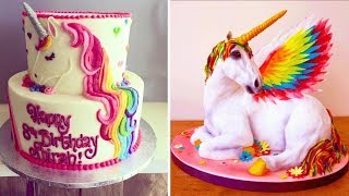 Awesome Cakes Tutorial Videos 2018  How To Make Amazing Cakes Techniques Video