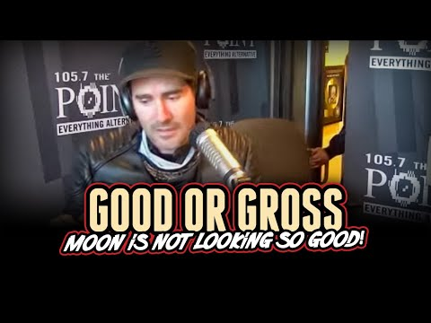 GOOD OR GROSS: Did MOON just legit THROW UP?! [Rizzuto Show]