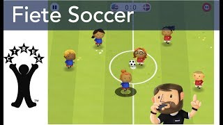 Fiete Soccer (Gameplay Preview)