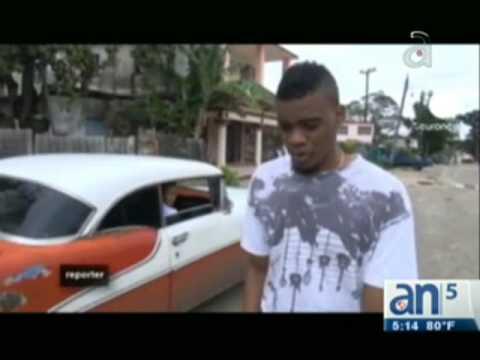 Jóvenes cubanos hablan de la realidad de su país - América TeVé