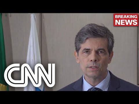 Breaking News: Nelson Teich pede demissão do governo de Bolsonaro