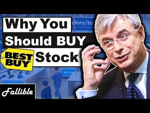 Why Best Buy Is NOT Going Out of Business | Best Buy Vs Amazon