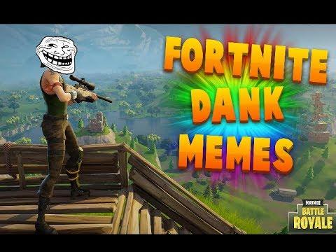 Funny Fortnite Dank Meme Compilation Insane Funny Montage