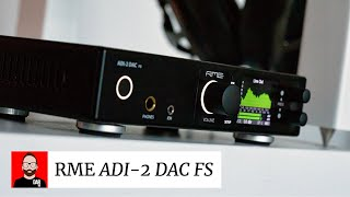 RME's ADI-2 DAC FS is *the* DAC to beat at €1K