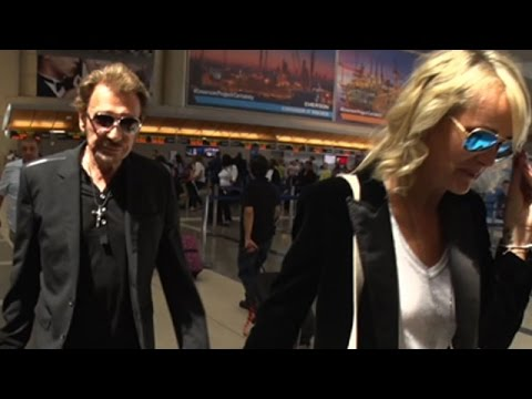 French Rock Icon Johnny Hallyday Heading Out On Tour